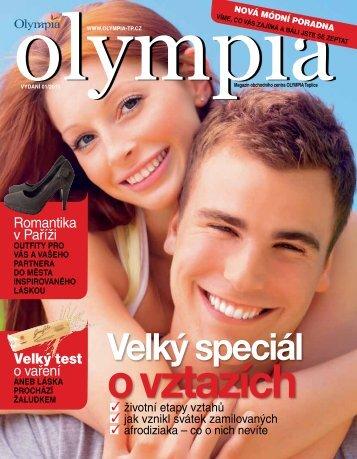 Velký speciál - Olympia Teplice