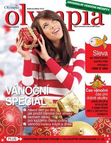 Stáhněte si magazín ve formátu pdf (15 MB) - Olympia Teplice