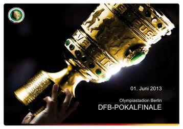 DFB-POKALFINALE - Olympiastadion Berlin