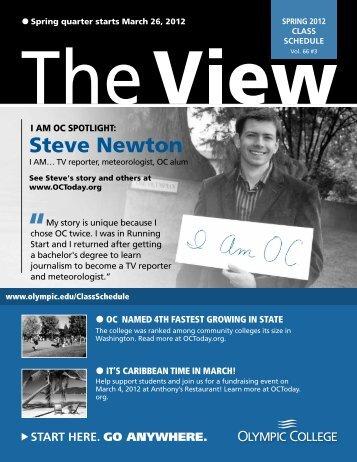 Steve Newton - Olympic College