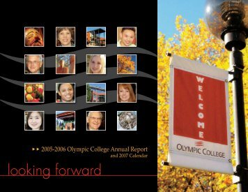 2005-2006 Olympic College Annual Report