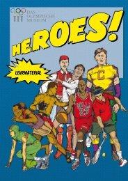 Helden der Olympischen Spiele - International Olympic Committee