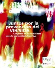Juntos por la prevención del VIH/SIDA - International Olympic ...