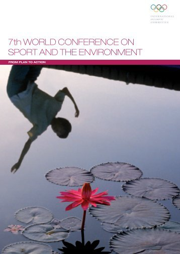7th World Conference on Sport and the Environment - International ...