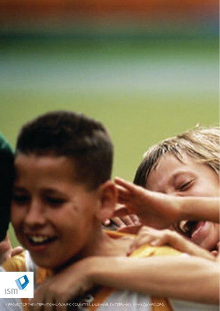 Teaching Values- An Olympic Education Toolkit - International ...