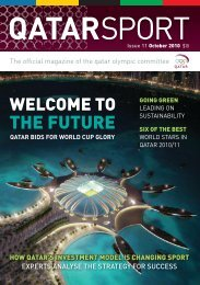 Issue 11 - Qatar Olympic Committee
