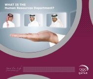 WHAT IS THE Human Resources Department? - Qatar Olympic ...