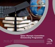 Qatar Olympic Committee Scholarship Programme
