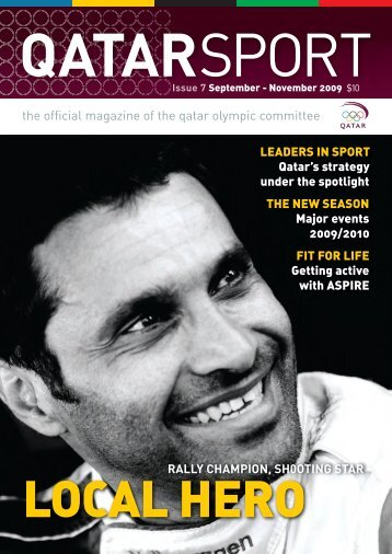 Issue 7 - Qatar Olympic Committee