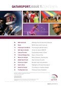 Issue 7 - Qatar Olympic Committee - Page 3