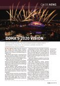 the official magazine of the qatar olympic committee QatarSport - Page 5