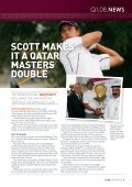 JUSTINE EYES DOHA RETURN - Qatar Olympic Committee - Page 5