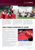 JUSTINE EYES DOHA RETURN - Qatar Olympic Committee - Page 7