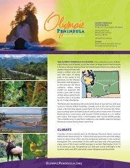 CLIMATE - Olympic Peninsula