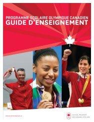 Guide d'enseignement PDF
