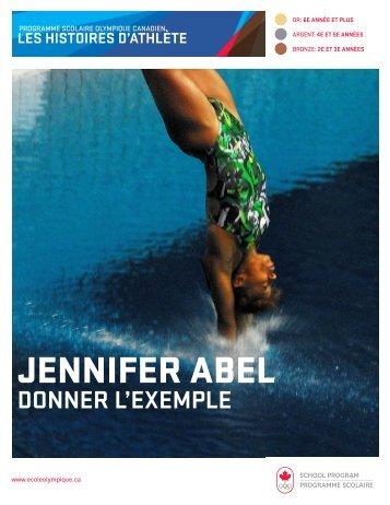 Jennifer Abel (4e - 5e anneés) PDF