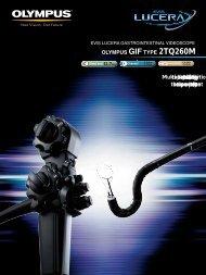 PDF [ 868 KB] – GIF-2TQ260M product brochure - Olympus