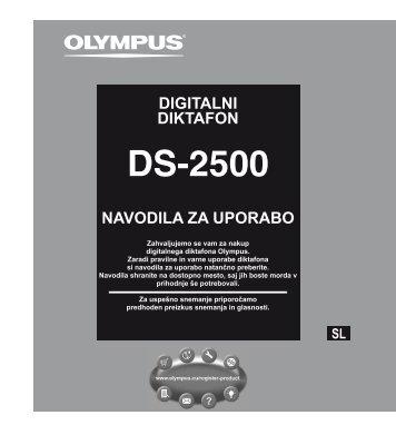 DS-2500 - Olympus