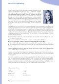 Inhaltliche Schwerpunkte und Perspektiven des Forums 1 - Seite 6