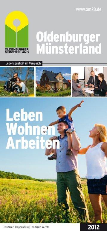 Leben, Wohnen, Arbeiten im Oldenburger Münsterland