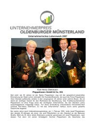 Karl-Heinz Diekmann - Verbund Oldenburger Münsterland