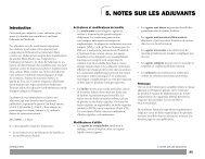 Guide de lutte contre les mauvaises herbes 2012–2013