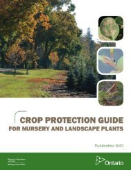 Download Publication 840 - Ontario Ministry of Agriculture, Food ...