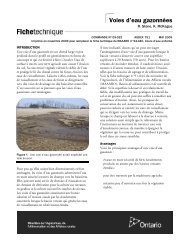 format pdf - Ontario Ministry of Agriculture, Food and Rural Affairs