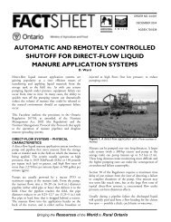 Automatic and Remotely Controlled Shut-off for Direct-Flow Liquid...