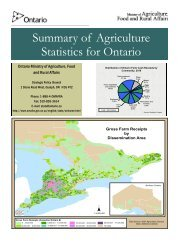 source page 1 .pub - Ontario Ministry of Agriculture, Food and Rural ...