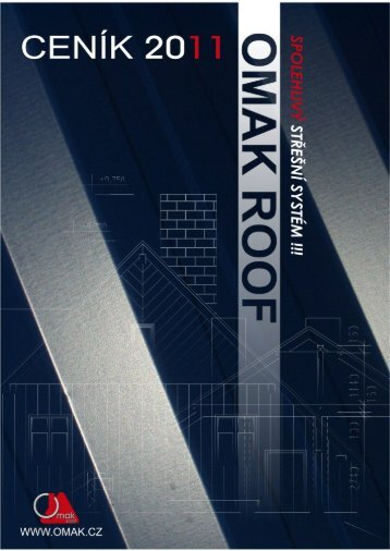 Cenik A4.cdr - Omak roof