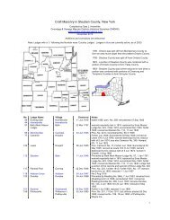 Craft Masonry in Steuben County 2.pdf - Onondaga and Oswego ...