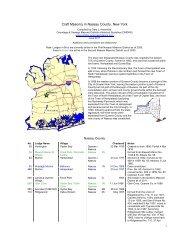 Craft Masonry in Nassau County, New York - Onondaga and ...