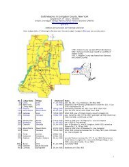 Craft Masonry in Livingston County, New York - Onondaga and ...