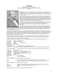Orrin Welch - Onondaga and Oswego Masonic District Historical ...
