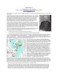 Joseph Enos, Jr. - Onondaga and Oswego Masonic District ...