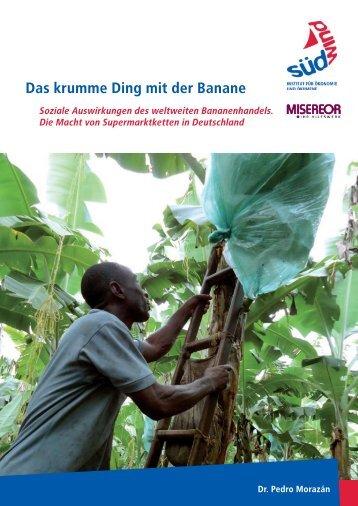 Das krumme Ding mit der Banane - FairTrade e.V.