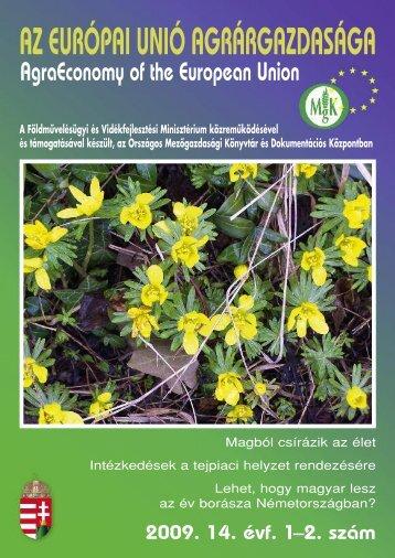 1 - Országos Mezőgazdasági Könyvtár