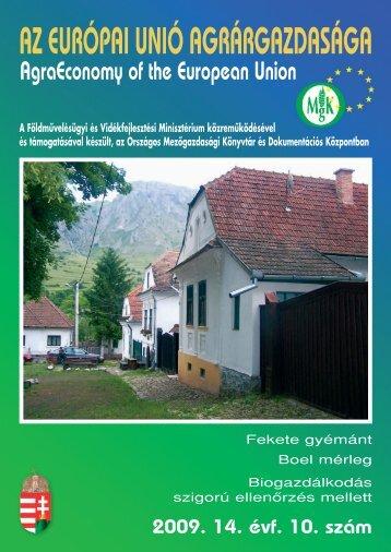 10. - Országos Mezőgazdasági Könyvtár
