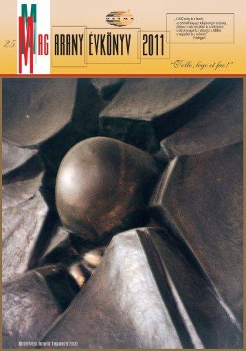 MAG Arany Évkönyv 2011. - Országos Mezőgazdasági Könyvtár
