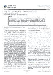 Immunology - OMICS Group