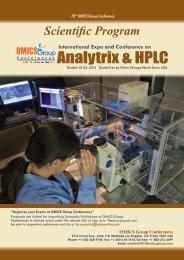 Analytrix & HPLC - OMICS Group