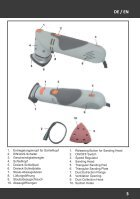 Manual Rotosander - Delta Sander with turnable Sanding Head - Page 3