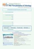 Hair Transplantation & Trichology - OMICS Group - Page 6