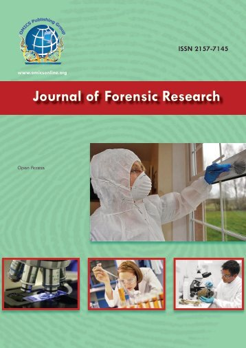 Journal of Forensic Research - OMICS Group
