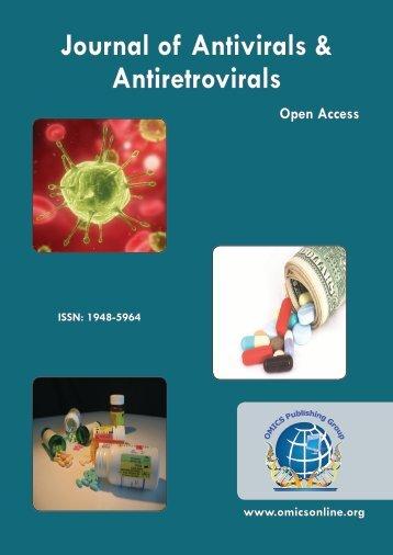 Journal of Antivirals & Antiretrovirals - OMICS Group