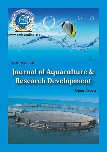 Journal of Aquaculture & Research Development - OMICS Group
