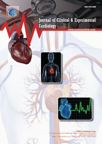 Journal of Clinical & Experimental Cardiology - OMICS Group