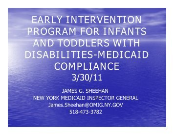 PDF Version - New York State Office of the Medicaid Inspector General