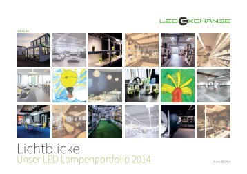 LED Lampenportfolio 2014